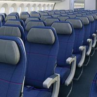 Economy Class im Boeing 787 Dreamliner © LOT Polish Airlines